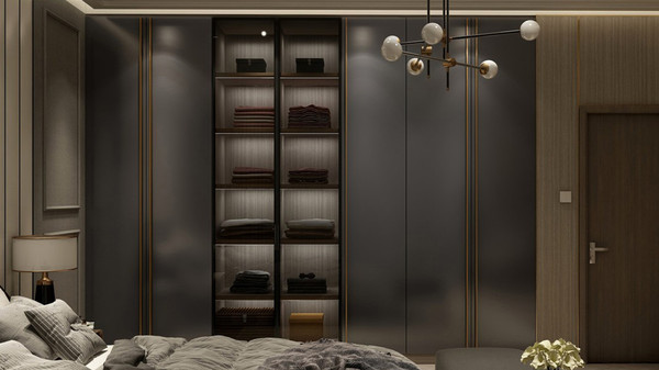 Luxury custom cabinet